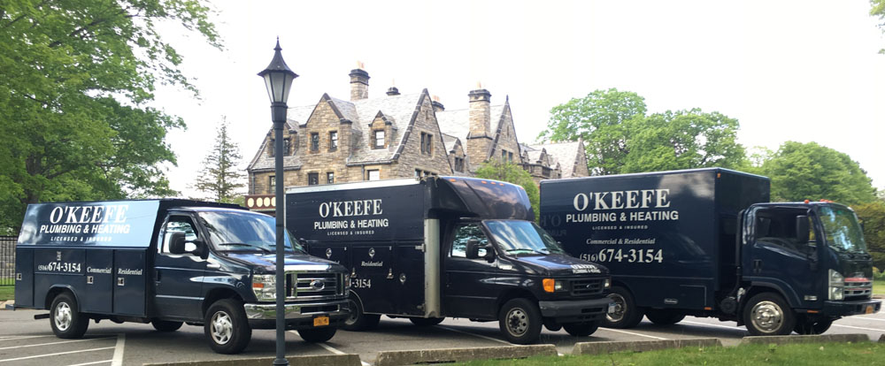O'Keefe Fleet of Trucks 1